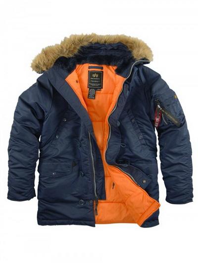 Продам оригинальную куртку alpha n3b